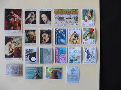 Belgique : 20 Timbres Neufs - Verzamelingen