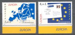 Romania 2008  Europa CEPT  2v** MNH