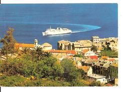 BASTIA - ARRIVEE DU BATEAU - Bastia