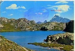 Alta Valtellina - Chianale - Lago Bes - Cuneo - Formato Grande Viaggiata Mancante Di Affrancatura - E - Cuneo