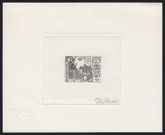 Mali 1980 180Fr Avicenna Teaching. Signed Artist Proof. Scott 374. Yvert 374. - Mali (1959-...)