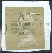 GROSSBRITANNIEN GRANDE BRETAGNE GB 3-2-2011 A ROYAL MAIL GOLD HORIZON (TYPE I) - Universal Mail Stamps