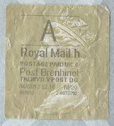 GROSSBRITANNIEN GRANDE BRETAGNE GB 4-3-2013 A ROYAL MAIL GOLD HORIZON (TYPE I) - Universal Mail Stamps