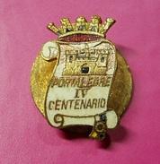 PIN * Portalegre * IV Centenario * Portugal - Cities