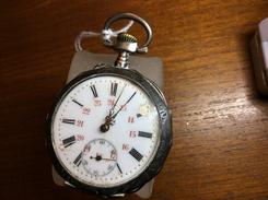 Montre Gousset Argent A Laudun - Watches: Bracket