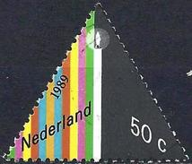 Netherlands 1989 - Stamp For Christmas ( Mi 1374 - YT 1344 ) - 1980-... (Beatrix)