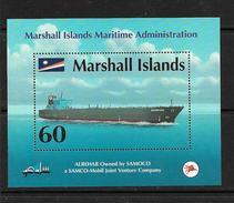 MARSHALL 1999 BATEAUX  YVERT N°B  NEUF MNH** - Schiffe