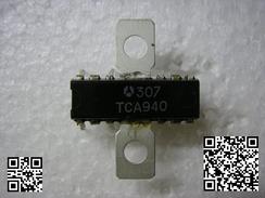 RFRA152 RADIO COMPOSANT ELECTRONIQUE DE DEPANNAGE TCA940 FRA152 - Composants