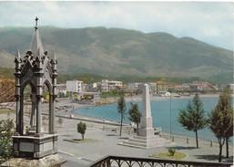 SAPRI, Panorama E Obelisco A Pisacane, Used Postcard [19491] - Salerno