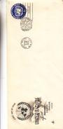 Nations Unies - New York - Entier Postal De 1958 - Format 242 X 105 - New-York - Siège De L'ONU