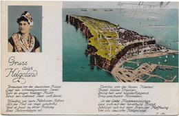 Allemagne GRUSS AUS HELGOLAND 1916 Voir Cachet  ..G - Helgoland