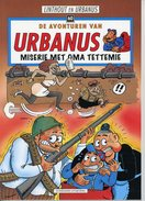 Urbanus - Miserie Met Oma Tettemie (1ste Druk)  1996 - Urbanus