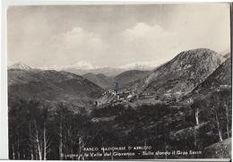 BISEGNA (L'AQUILA) E VALLE DEL GIOVENCO  --- Q0847 - L'Aquila