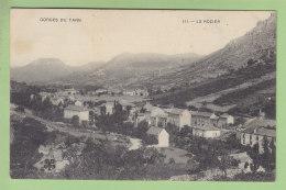 LE ROZIER , Gorges Du Tarn. 2 Scans. Edition MTIL - France