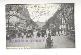"""MARQUE Militaire Linéaire """" Boulangerie De Campagne N° 2 """" 1915"""