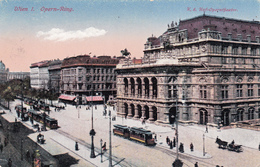 Wien-Opernring - Viena