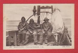 Berck - Plage  --  Type De Pêcheurs - Berck