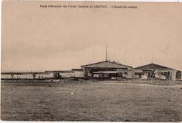 Ecole D Aviation Des Frères Caudron Au Crotoy L Escadrille Volante - Le Crotoy