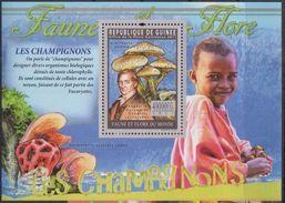Guinée Mushrooms Champignons Mycologiste Augustin Pyrame De CANDOLLE - Champignons