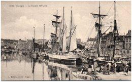 76 DIEPPE - Le Bassin Bérigny - Dieppe