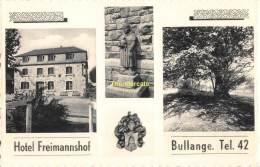 CPA HOTEL FREYMANNSHOF BULLANGE - Bullange - Büllingen