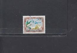 JUGOSLAVIA  1985 - Unificato  A58B - Aereo E Uccello - 1945-1992 Repubblica Socialista Federale Di Jugoslavia