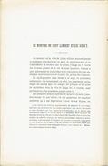 Bulletin De La Société Des Bibliophiles Liegeois 5 Fascicules 1892-1895 Le Martyre De Saint Lambert & Les Sceaux... - Histoire