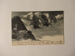 3 AK Diavolezza  - Piz Languard - Diavolezzahütte (500) - GR Graubünden
