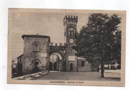 Casalfiumanese - Ingresso Al Paese - Bologna