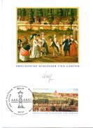 """BRD Maximumkarte """"Preußische Schlösser Und Gärten"""" Mi 2476 ESSt 7.7.2005 BERLIN - BRD"""