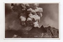 Napoli - Il Vesuvio - Conetto Eruttivo - Timbro Ferrovia Vesuviana - Viaggiata Nel 1942 - (FDC3282) - Napoli (Naples)