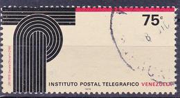 VENEZUELA - 1979 - Creation Of Postal And Telegraph Institute--  ° - Venezuela