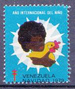VENEZUELA - 1979 - NAVIDAD -  ° - Venezuela