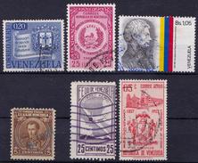 VENEZUELA - Lotje Restanten - 1957...1981.......  ° - Venezuela