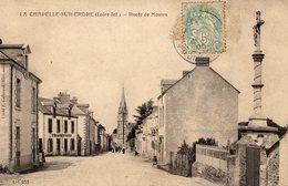 DPT 44 La CHAPELLE-SUR-ERDRE Route De Nantes - France
