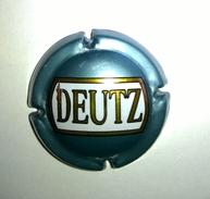 "Champagne DEUTZ "" Gris Bleu N° 23a Lambert "" - Deutz"
