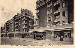 DPT 94 IVRY-SUR-SEINE Rue Parmentier Les HLM - Ivry Sur Seine