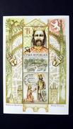 Tschechische Republik 883 Block 60 **/mnh, 700. Geburtstag Von Kaiser Karl IV., König Von Böhmen - Blocs-feuillets