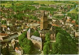4190 Kleve - Schwanenburg Luftbild 3 - Kleve