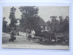 FRANCE - Barneville - Le Pont Rose - Barneville