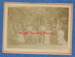 Photo Ancienne Avant Ou Début 1900 - BEDARIEUX - Portrait De Notable à Identifier - Photographie J. Raynaud Mode Chapeau - Anciennes (Av. 1900)