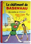 JOHAN ET PIRLOUIT - LE CHATIMENT DE BASENHAU T1 - PEYO - Dos Rond 1975 - TBE - Johan Et Pirlouit