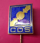 PIN * CDS * Political Partie - Non Classés
