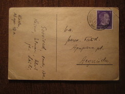 WWII 1943 ESTONIA GERMANY OSTLAND COVER - Allemagne