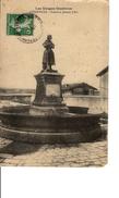 AUTREVILLE FONTAINE JEANNE D'ARC 1912 - France