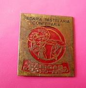 PIN * Padaria Pastelaria Confeitaria ''Casicas'' * Solposto * Aveiro * Damaged * 2 Photos - Non Classés