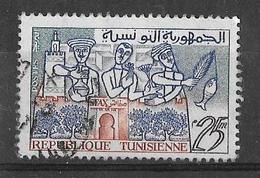 YT 484 (o) - SFAX - Tunisie (1956-...)