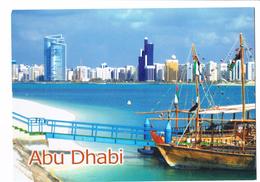 Cpm - United Arab Emirates -  ABU DHABI - N°30 - Dubai