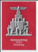 Reichsparteitag Nürnberg, Propaganda, Hakenkreuz, Swastika, Hitler - Guerra 1939-45