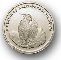 AC - TURKEY FAO SHEEP 500 000 LIRA 2002 UNCIRCULATED - Türkei